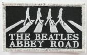 The Beatles - 'Abbey Road' Embroidered Patch